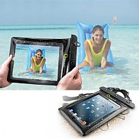 [해외]MUVIT Aquatic Case For Tablets Black