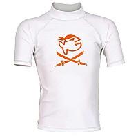[해외]iQ-Company UV 300 Shirt Kids Jolly Fish White
