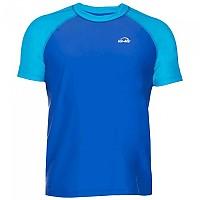 [해외]iQ-Company UV 300 Shirt Loose Fit Hawaii / Blue