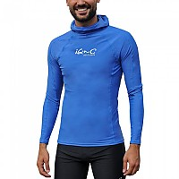 [해외]iQ-Company UV 300 Hooded Shirt