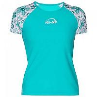 [해외]iQ-Company UV 230 Shirt Loose Fit Two / Carib