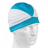 [해외]매드웨이브 Velcro Shower Cap II Turquoise / White