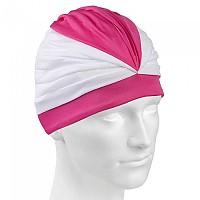 [해외]매드웨이브 Velcro Shower Cap II Pink / White
