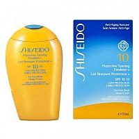 [해외]SHISEIDO FRAGRANCES Antiaging Suncare Protective Tanning Emulsion Spf10 150ml