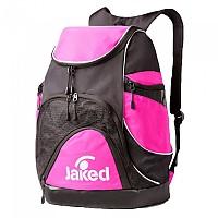 [해외]JAKED Zaino Atlantis XL Black / Pink