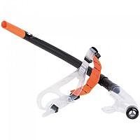 [해외]JAKED Frontal Snorkel Black / Orange