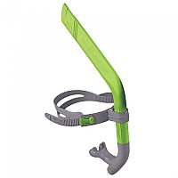 [해외]매드웨이브 Pro Snorkel Junior Green / Grey