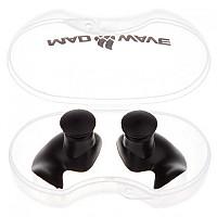 [해외]매드웨이브 Ergo Ear Plug Black