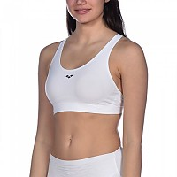 [해외]아레나 Sports Bra Soft Support Metis White