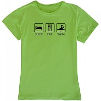 [해외]KRUSKIS Sleep Eat And Swim Light Green