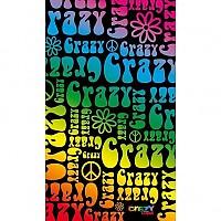 [해외]STT SPORT Crazy Towel Crazy Hippie Arcoiris Compact Rainbow