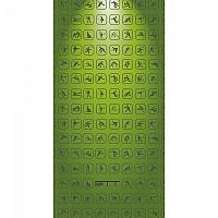[해외]STT SPORT Crazy Towel Multisport Terry Loop Green