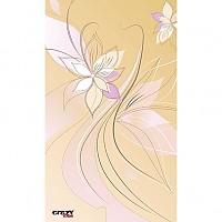 [해외]STT SPORT Crazy Towel Vanilla Flower Compact Brown
