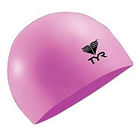 [해외]티어 Wrinkle Free Silicone Junior Cap Flight Pink