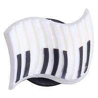 [해외]JIBBITZ Pianokeys White