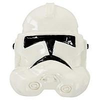 [해외]JIBBITZ Storm Trooper Shiny Helmet White