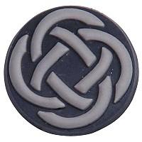 [해외]JIBBITZ Jibbtiz Celticknot Grey