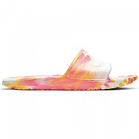 [해외]나이키 Kawa Shower Marble White / Laser Fuchsia / Laser Orange