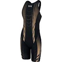 [해외]티어 Ap12 Credere Compression High Back Speed Suit Black / Gold