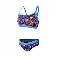 [해외]ZONE3 Piece Bikini Brazilian Carnival