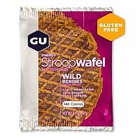 [해외]GU Stroopwafelgrluten Free Wild Berries Box 16 Units