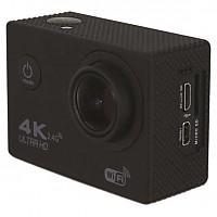 [해외]MUVIT Sports Camera Wifi HD 4K I/O Black