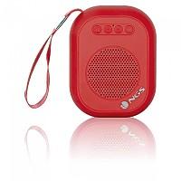 [해외]NGS Roller Dice Bluetooth Red