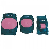 [해외]ATIPICK Junior Skate Protection Set Pink