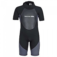[해외]TRESPASS Scuba Short Wetsuit 3 mm Black