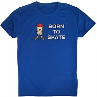 [해외]KRUSKIS Born To Skate Royal Blue
