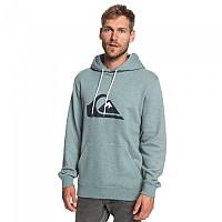 [해외]퀵실버 Big Logo Hood Stormy Sea Heather
