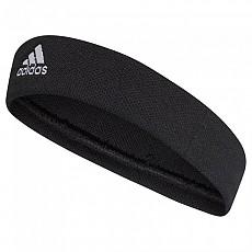 [해외]아디다스 Tennis Headband Junior Black / White