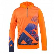 [해외]헤드 Vision Radical Hoodie Flame Orange