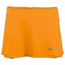 [해외]조마 Open Tennis Skirt Orange Fluor
