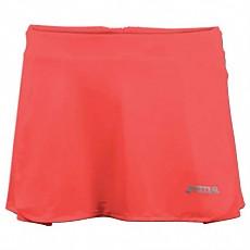 [해외]조마 Open Tennis Skirt Dark Orange Fluor