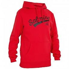 [해외]살밍 Logo Hooded Red