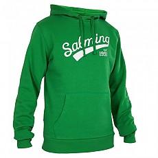 [해외]살밍 Logo Hooded Green