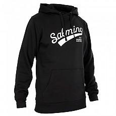 [해외]살밍 Logo Hooded Black