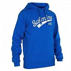 [해외]살밍 Logo Hooded Royal Blue