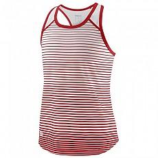[해외]윌슨 Team Striped Tank Wilson Red / White