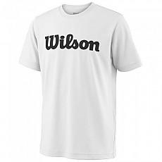 [해외]윌슨 Team Script Tech S/S White / Black
