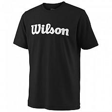 [해외]윌슨 Team Script Tech S/S Black / White