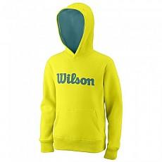 [해외]윌슨 Script Cotton Hooded Safety Yellow / Deep Lake