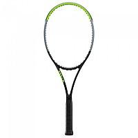 [해외]윌슨 Blade 98 16x19 V7.0 Unstrung Black / Green