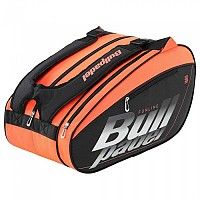 [해외]BULLPADEL BPP19004529 Orange Fluor / Black