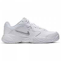 [해외]나이키 Court Lite 2 Hard Court White / Metallic Silver / White