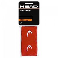 [해외]헤드 Wristband 2.5´´ 2 Units Red