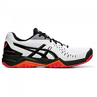 [해외]아식스 Gel Challenger 12 White / Black