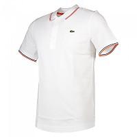 [해외]라코스테 Sport Polo White / Geranium / Illumination