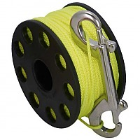 [해외]SCUBAFORCE Spool With Double Ender SS Yellow